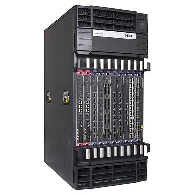 Hewlett Packard Enterprise 12508 AC Chassis Switch