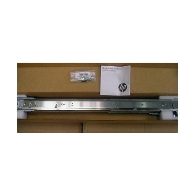 Hewlett packard enterprise rack toebehoren: HP 2U Small Form Factor Ball Bearing Gen8 Rail Kit (Sparepart)