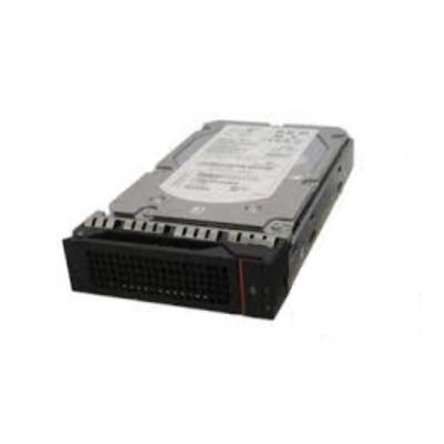 "Lenovo interne harde schijf: ThinkServer 3.5"" 3TB 7.2K SAS 6Gbps Hot Swap Hard Drive - Zwart, Metallic"
