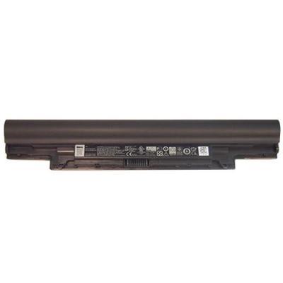 Dell batterij: 6-cel 65W/h primaire Batterij voor Latitude 3340 Laptop - Zwart