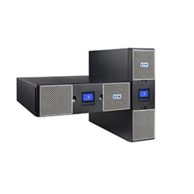 Eaton 9PX Dubbele conversie (online) 3000 VA 3000 W 10 AC-uitgang(en) incl. netwerkkaart UPS - Zwart