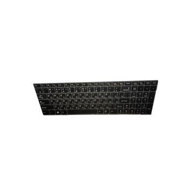 Lenovo notebook reserve-onderdeel: SPA102MtlgryFKeyboard(win8)  - Zwart, Grijs