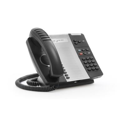 Mitel MiVoice 5312 IP telefoon - Zwart, Grijs