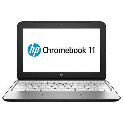 Hp laptop: Chromebook 11 G3 - Intel Celeron N2840
