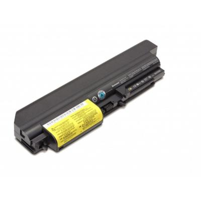 Lenovo batterij: ThinkPad Battery 33+ (6 cell) - Zwart