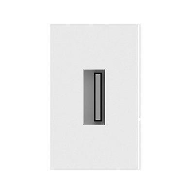 Vision wandcontactdoos: 12V, 2A, USB A - Wit