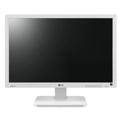 LG 24BK55WY-W Monitor - Wit