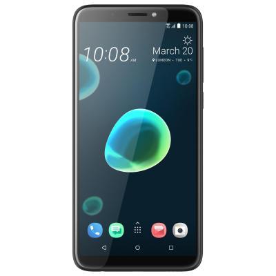Htc smartphone: Desire 12+ - Zwart 32GB