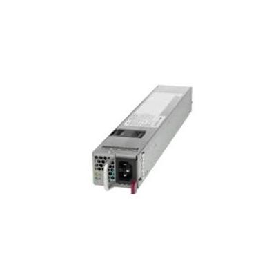 Cisco power supply unit: 750W DC Power Supply for ASR-9001 - Roestvrijstaal