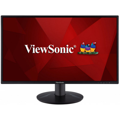 "Viewsonic Value 23.8"" IPS LED FHD Monitor - Zwart"