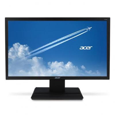 Acer monitor: V6 V276HL - Zwart