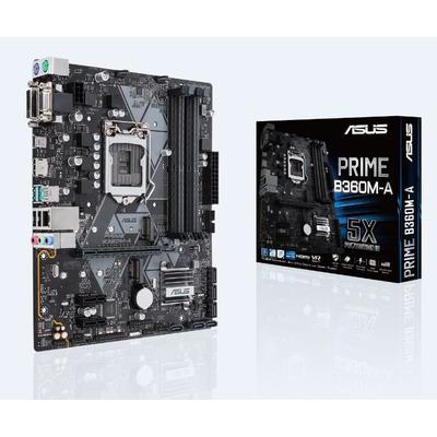 Asus moederbord: PRIME B360M-A