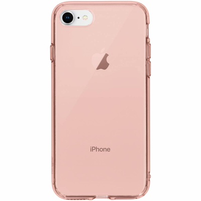 Ringke Air Backcover iPhone SE (2020) / 8 / 7 - Rosé Goud / Rosé Gold Mobile phone case