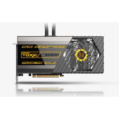 Sapphire AMD Radeon RX 6900 XT, 2375 MHz, 16GB GDDR6, PCI-Express 4.0, HDMI, DisplayPort X 3 Videokaart