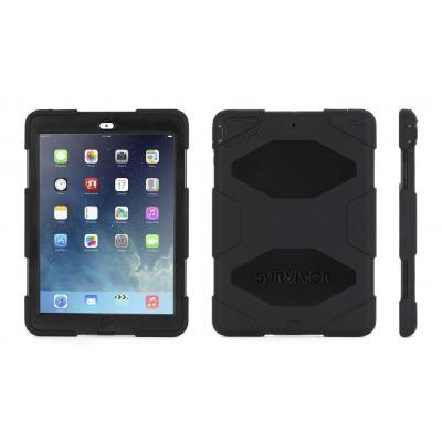 Griffin tablet case: GB36307-2 - Zwart