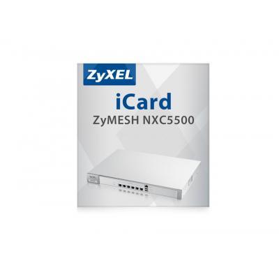 Zyxel iCard ZyMESH NXC5500 Software licentie
