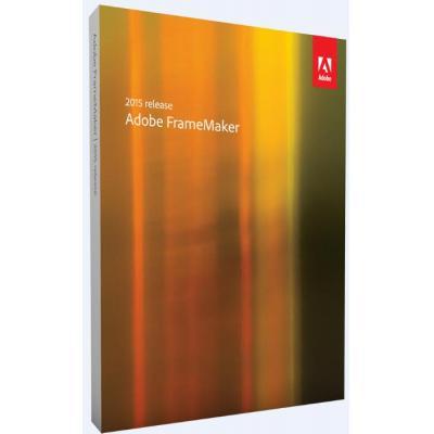 Adobe desktop publishing: Web design, development and publishing FrameMaker 2015