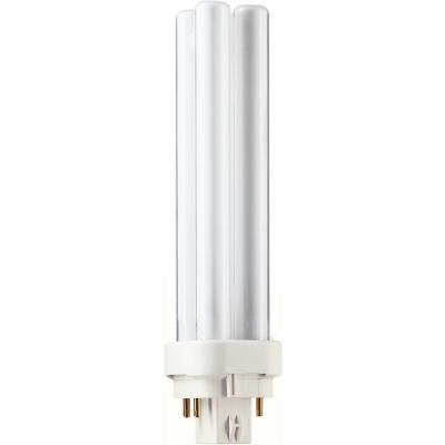 Philips led lamp: MASTER PL-C - Wit