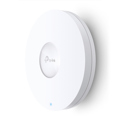 TP-LINK IEEE 802.11ax/ac/n/g/b/a, 1G LAN, 2.4/5 GHz, PoE, 243x243x64 mm Access point - Wit