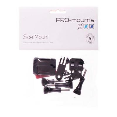 Promounts : Side Mount - Zwart