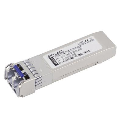 Skylane Optics SFP+ SR transceiver module gecodeerd voor Linksys LACXGSR Netwerk tranceiver module - Grijs