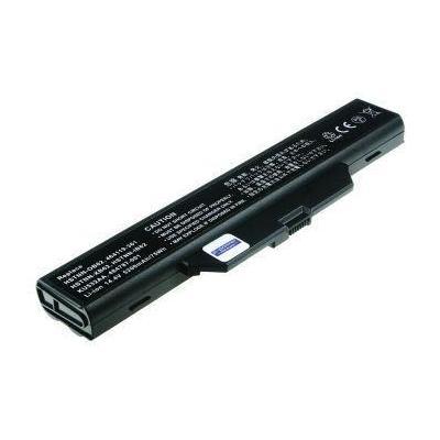 HP Main Battery Pack, 6 Cell, 4300mAh, Li-Ion, Black Refurbished Batterij - Zwart - Refurbished ZG