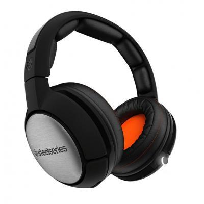 Steelseries headset: Siberia 840 - Zwart
