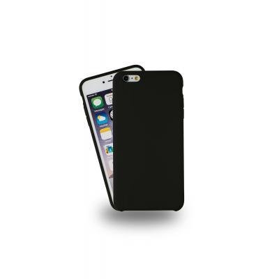 Azuri AZCOVRUBIPH6-BLK mobile phone case
