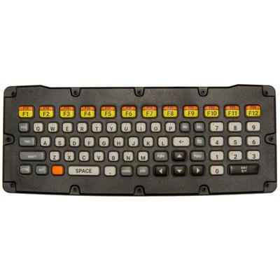 Zebra , Black - QWERTY Mobile device keyboard - Zwart