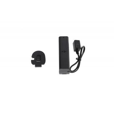 Dji electriciteitssnoer: Osmo - External Battery Extender - Zwart