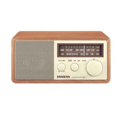Sangean radio: WR-11 - Walnoot