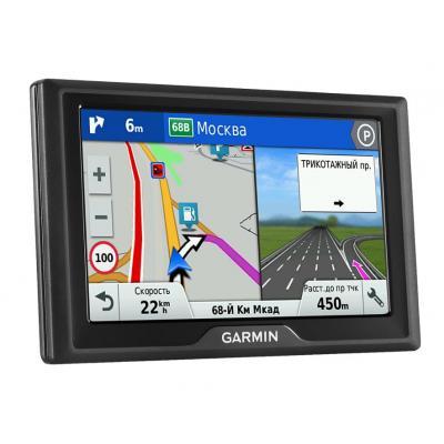 Garmin navigatie: Drive 50LMT - Zwart