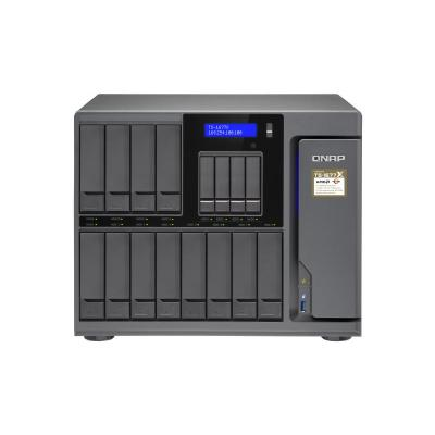 QNAP TS-1677X NAS - Zwart