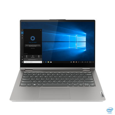 Lenovo ThinkBook 14s Yoga Laptop - Grijs