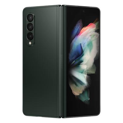 Samsung Galaxy Z Fold3 5G 512Gb Phantom Green Smartphone - Groen