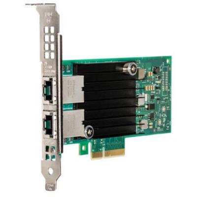 Cisco netwerkkaart: Intel X550 T2 Dual port 10GBase-T - Groen, Zilver