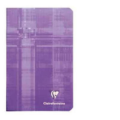 Clairefontaine register: NOTITIEBLOK 110X170MM L ASS