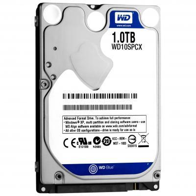 Western Digital WD10SPCX interne harde schijf