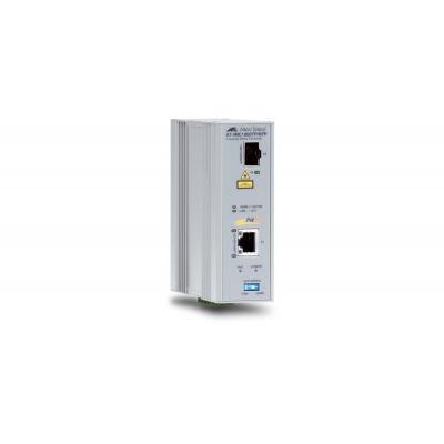 Allied Telesis AT-IMC1000TP/SFP-80 Media converter - Grijs