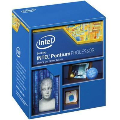 Intel processor: Pentium G3250