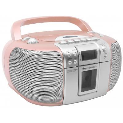Soundmaster CD-radio: Hifi-Geräte - Rozenhout