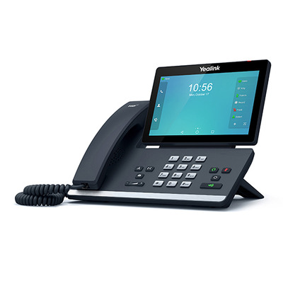 Yealink IP telefoon: SIP-T56A - Zwart