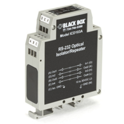 Black Box ICD103A Seriele converter/repeator/isolator