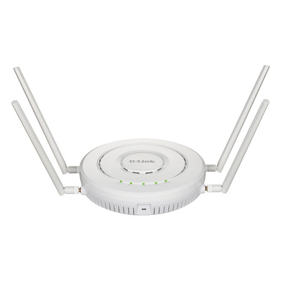 D-Link Wireless AC2600 Wave2 4X4 MU-MIMO Dual Band Unified with External Antennas Access point