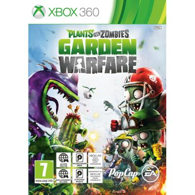 Electronic arts game: Plants vs Zombies, Garden Warfare  Xbox 360