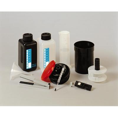 Kaiser fototechnik camera kit: 4299 - Zwart, Wit