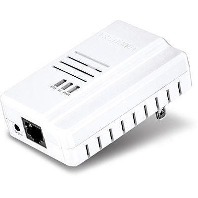 Trendnet powerline adapter: Powerline 500 - Wit