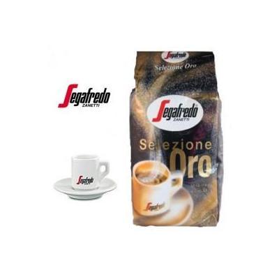 Segafredo koffie: Selezione Oro koffie bonen 8x1000 gram