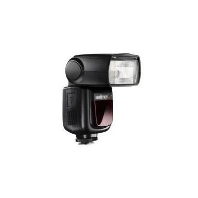 Walimex camera flitser: Guide Number 58, 5600K, 1/300 - 1/20000, 2000mAh - Zwart