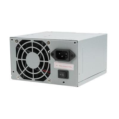 König power supply unit: Dual Fan, 350W, Silver - Zilver